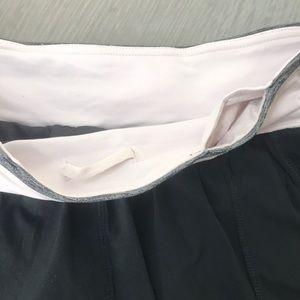 lululemon athletica Shorts - Rare Lululemon Baby Pink and Black Running Shorts